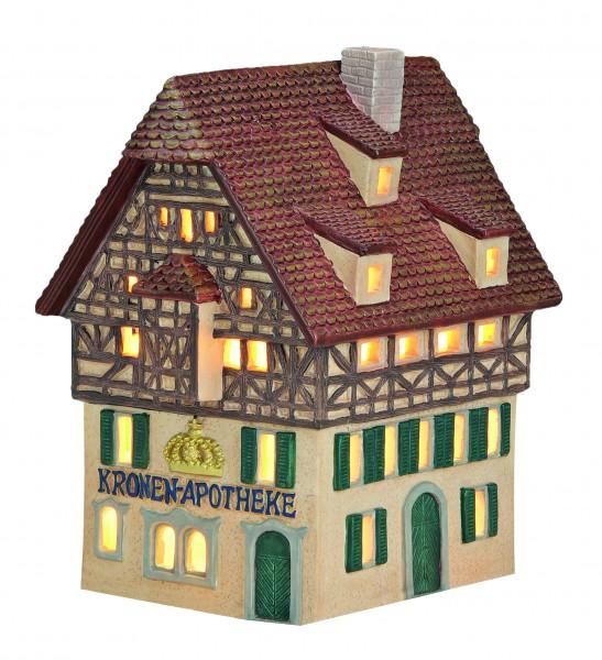 Windlicht-Haus Kronen Apotheke