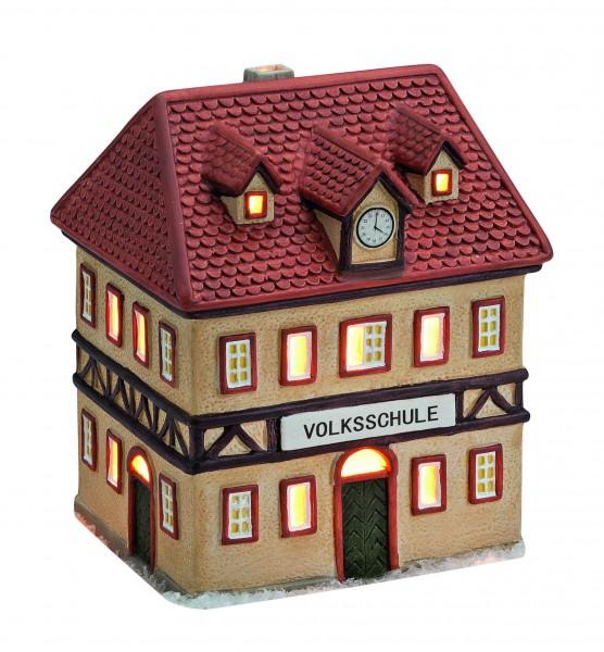 Windlicht-Haus Volksschule
