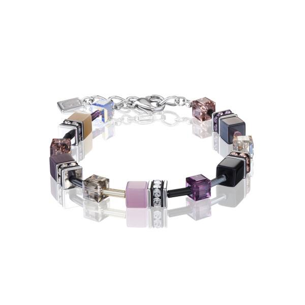Armband GeoCUBE® violett