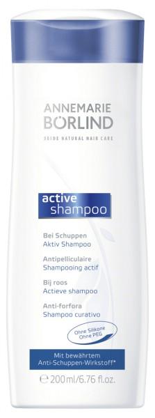 Aktiv Shampoo bei Schuppen