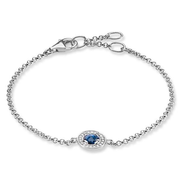 Armband Light of Luna dunkelblau