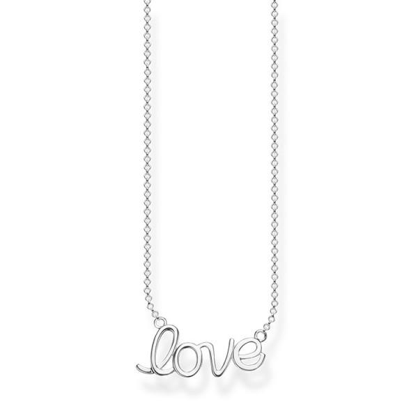 Halskette Love