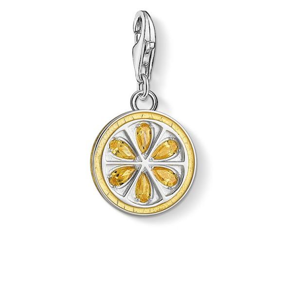 Charm-Anhänger Zitrone