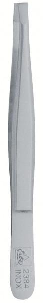 Pinzette 92384 gebogen 9 cm rostfrei