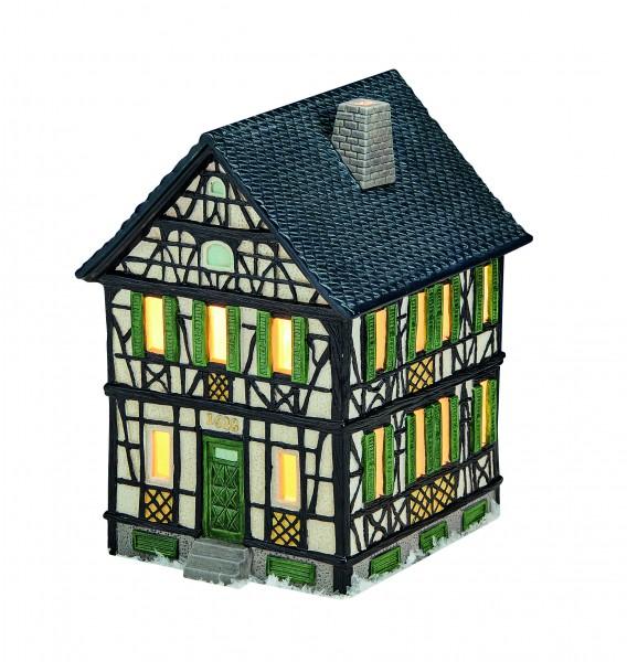 Windlicht-Haus Fachwerkhaus in Heppenheim