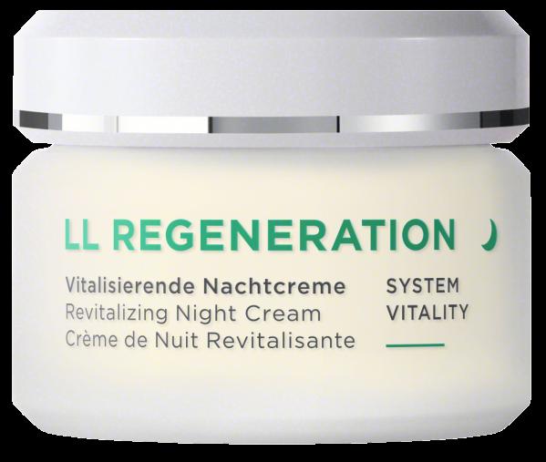 LL Regeneration Vitalisierende Nachtcreme