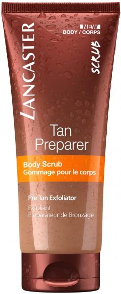 Tan Preparer Körper Peeling