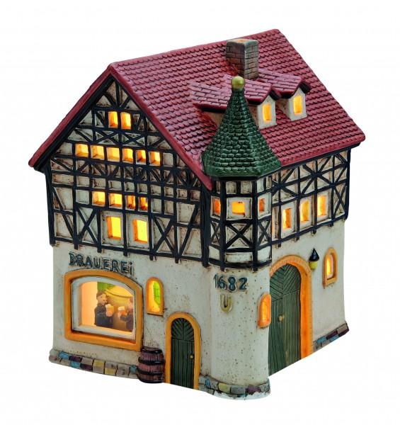 Windlicht-Haus Brauerei