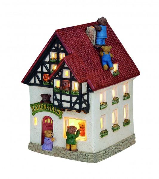 Windlicht-Haus Bären-Haus