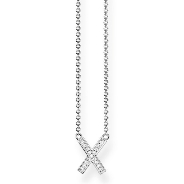 Halskette Linienformen