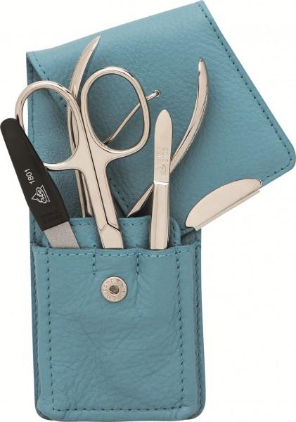 Manicure Etuis 9230 4-teilig meerblau