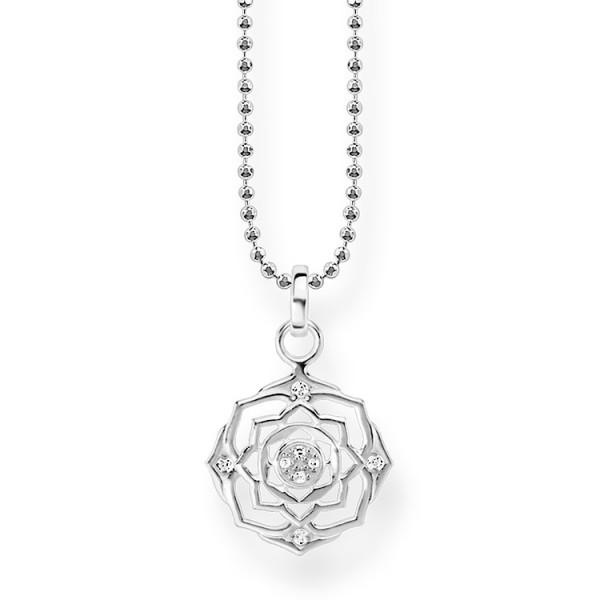 Halskette Kronenchakra