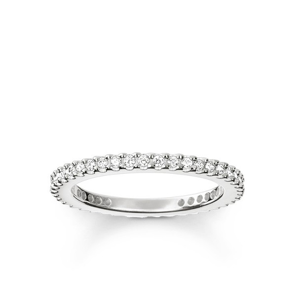 Ring Pavé Eternity