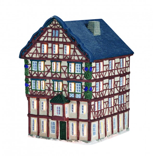 Windlicht-Haus Adler-Apotheke Bernkastel