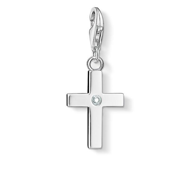 Charm-Anhänger Kreuz
