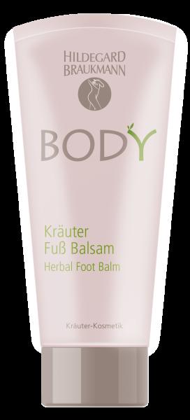Kräuter Fuß Balsam