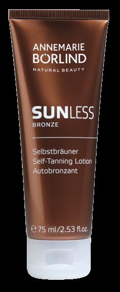 Sunless Bronze Selbstbräuner