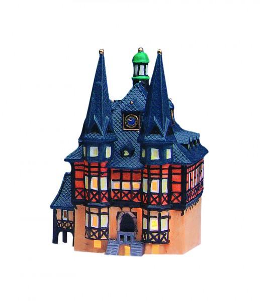 Windlicht-Haus Rathaus Wernigerode/Harz