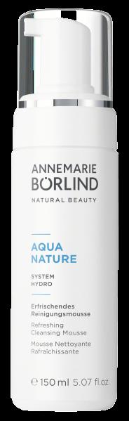 AquaNature Erfrischendes Reinigungsmousse