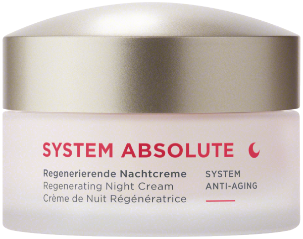 System Absolute Regenerierende Nachtcreme
