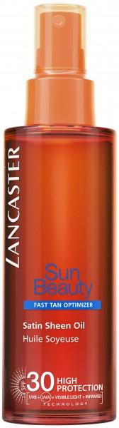 Sun Beauty Satin Sheen Oil SPF30