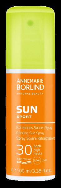 Kühlendes Sonnen-Spray SPF30