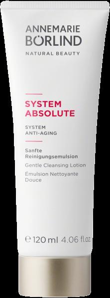 System Absolute Sanfte Reinigungsemulsion