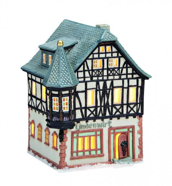 Windlicht-Haus Lindenwirt Rüdesheim